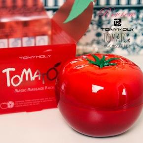 Tony Moly Tomatox Magic Massage Pack[Review]