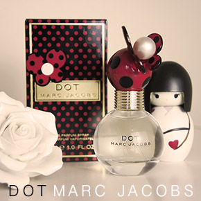 FEELING SENTIMENTAL + MARC JACOBS DOT.