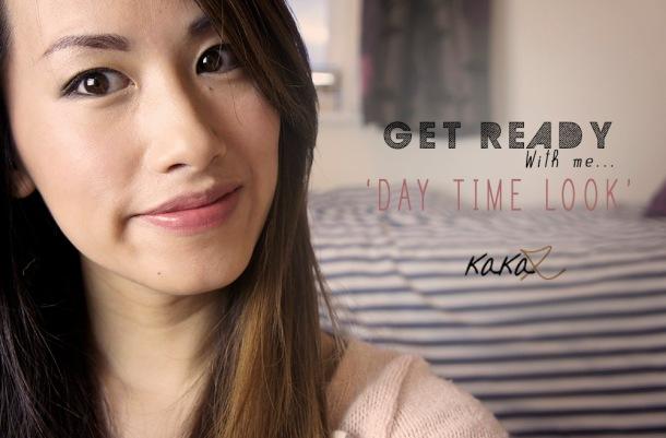 Natural Daytime makeup tutorial