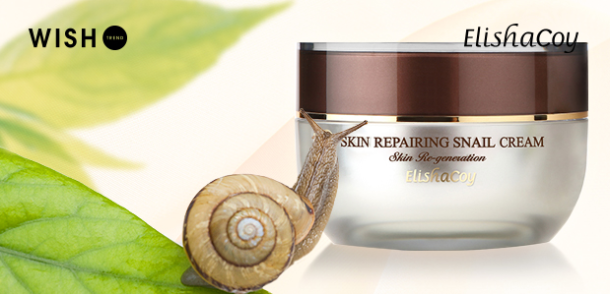 ELISHACOY SNAIL REPAIRING SNAIL CREAM REVIEW