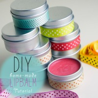 DIY: HOW TO MAKE YOUR OWN LIP BALMS TUTORIAL