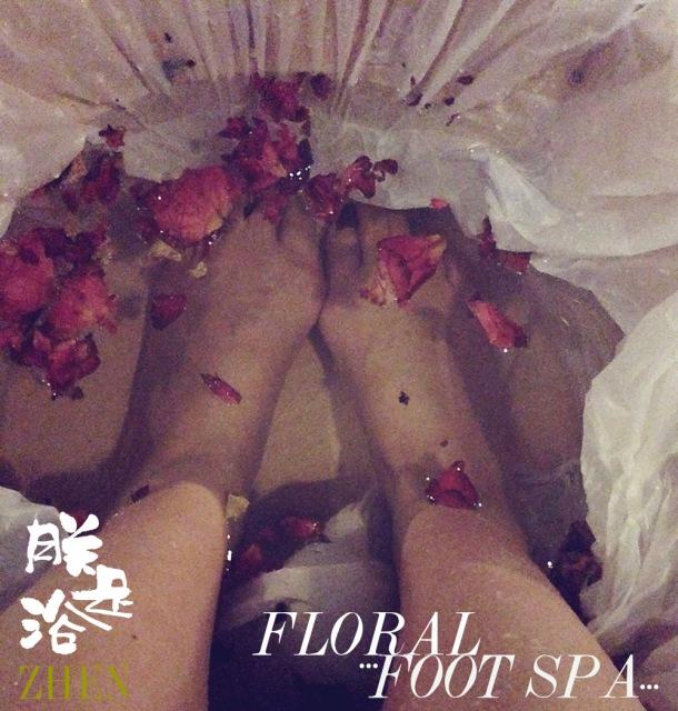 Zhen Foot and Body massage 4
