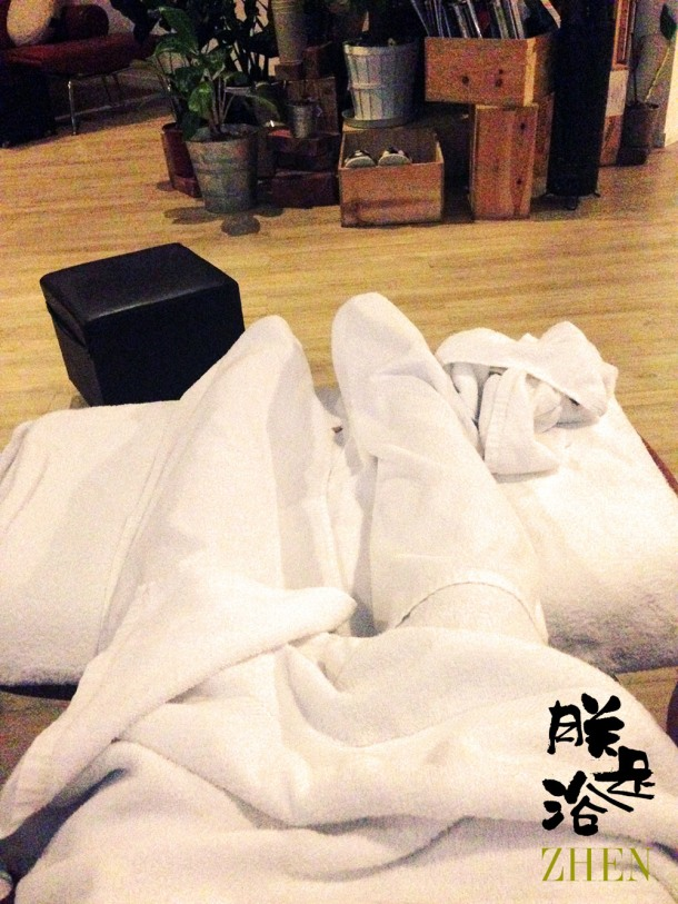Zhen Foot and Body massage 5