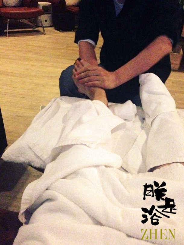 Zhen Foot and Body massage 7