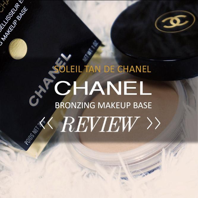 Chanel Soleil Tan De Chanel Bronze Universal Review