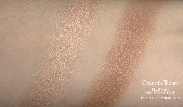 CHARLOTTE TILBURY FILMSTAR BRONZE & GLOW REVIEW AND SWATCH