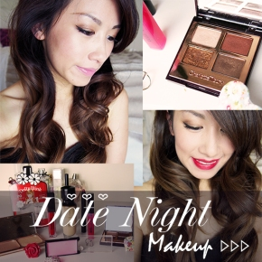 FOTD: DATE NIGHT MAKEUP & BEAUTY TIPS