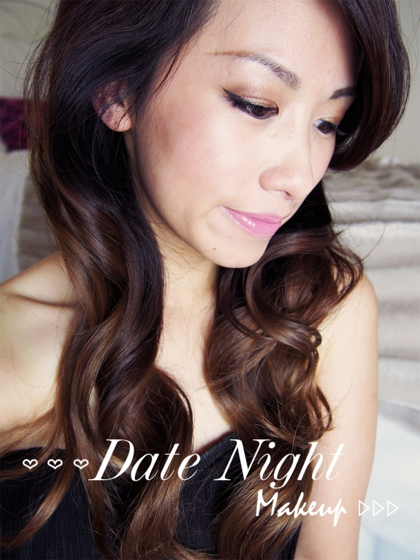 DATE NIGHT MAKEUP LOOK