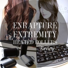 Summer Waves: Enrapture Heated RollersReview