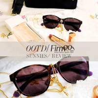 OOTD/FIRMOO SUNNIES REVIEW