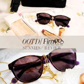 OOTD/FIRMOO SUNNIES REVIEW